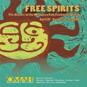 Free Spirit 450x450 300x300 - FREE SPIRITS: THE MARIPOSA FOLK FESTIVAL
