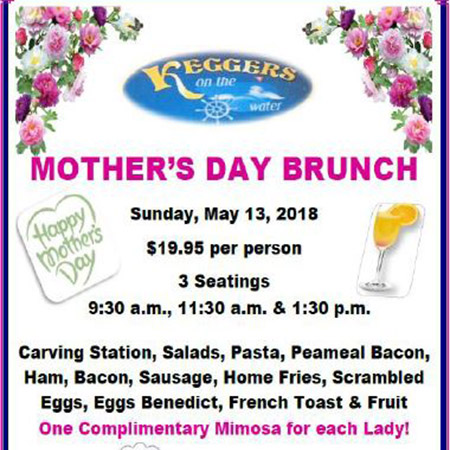 Mothers Day Brunch 450x450 - MOTHER'S DAY BRUNCH