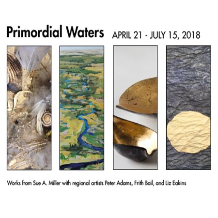 Primordial Waters - MURRAY VAN HALEM: FROM LAND TO WATER
