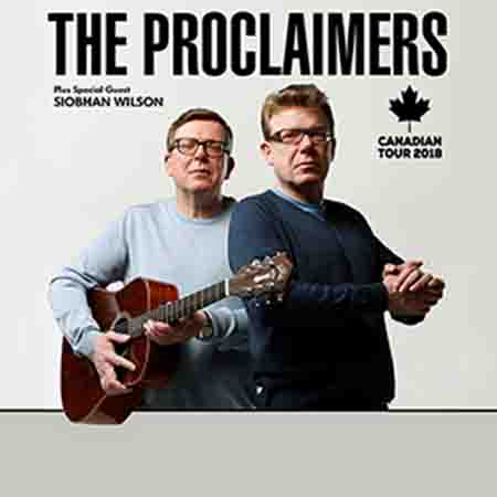 The Proclaimers 450x450 - JUSTIN MOORE
