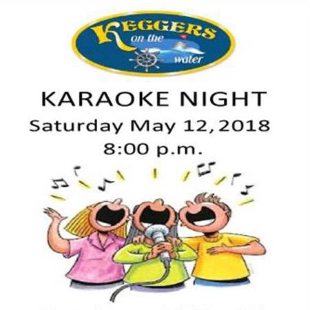keggers karaoke 450x450 - KARAOKE NIGHT