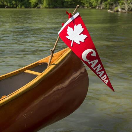 Canada Day Canoe 450x450 - CANADA DAY IN ORILLIA
