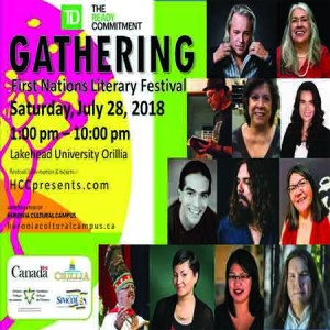 Gathering 450x450 300x300 - FIRST NATIONS LITERARY FESTIVAL