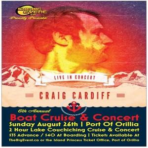 Craig Cardiff 450x450 300x300 - BOAT CRUISE & CONCERT