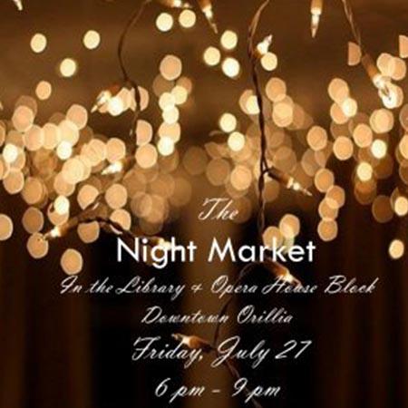 Night Market 450x450 - DOWNTOWN ORILLIA'S NIGHT MARKET