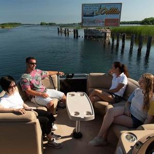 Boating - Outdoor Activities