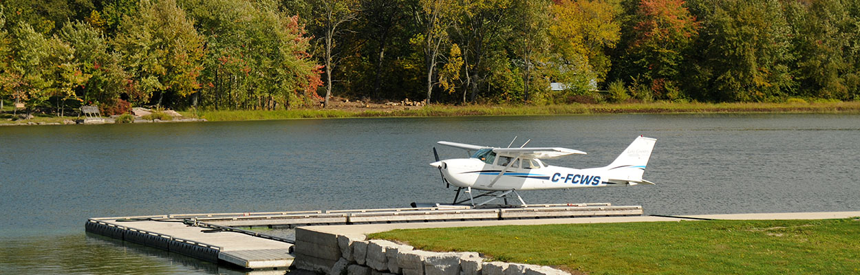 Plane 1250x400 - Time To Fall In Love With Ontario's Lake Country