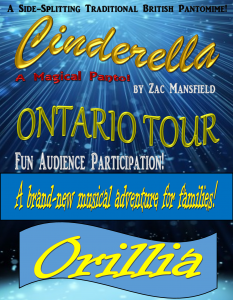 Cinderella 2018 ORILLIA jpeg 233x300 - CINDERELLA - A MAGICAL PANTO!