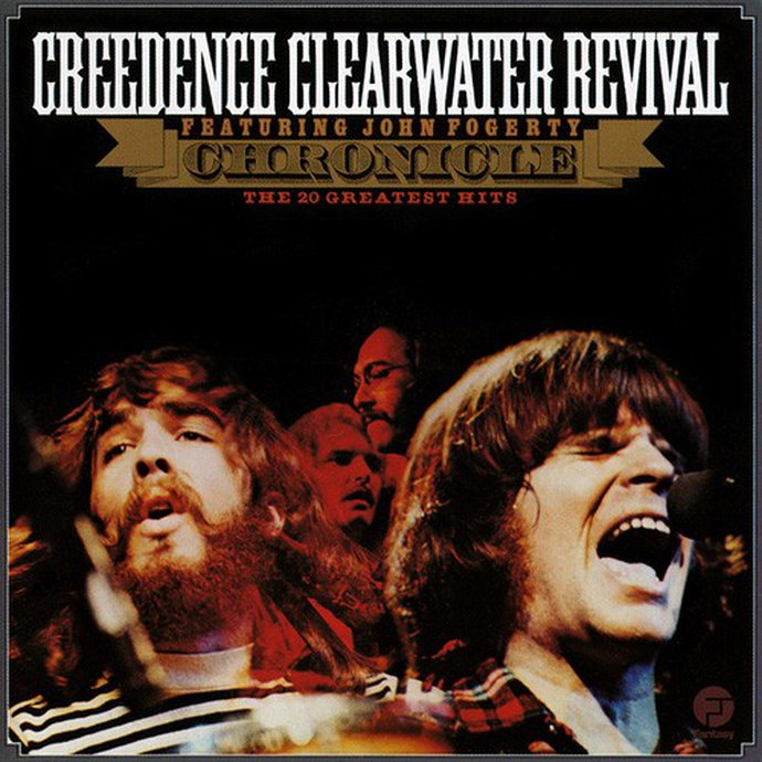 ccr image - I MOTHER EARTH & FINGER ELEVEN