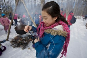 Bannock Family Day 300x200 - FAMILY DAY AT THE WYE MARSH