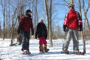 Eco Tour Promo 2 300x200 - SNOWSHOE ECO-TOURS