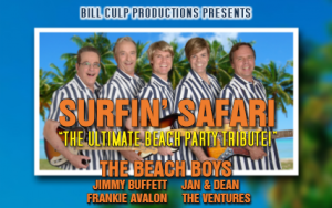 BCP Surf 320x200 300x188 - SURFIN SAFARI - ULTIMATE BEACH PARTY TRIBUTE