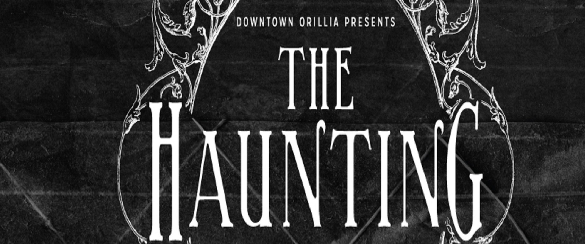 Fb cover haunting resized - THE HAUNTING