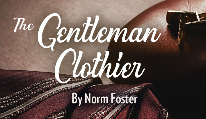 the gentleman clothier logo - THE GENTLEMAN CLOTHIER