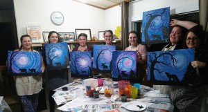 Enchanted Forest 300x162 - PAINT NIGHT ORILLIA