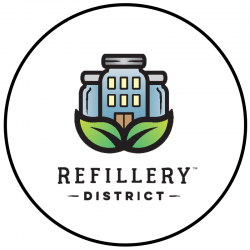 Refillery logo 250x250 - Flavours of Lake Country