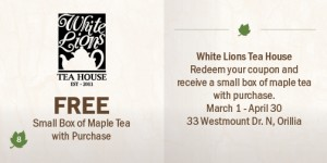 White Lions Coupon