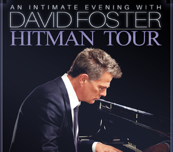 davidfoster artdtl - AN INTIMATE EVENING WITH DAVID FOSTER