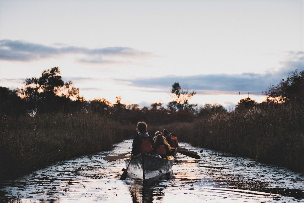 MBM Spring 4 - MARSH BY MOONLIGHT: SPRING PADDLE SERIES