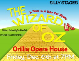 Wizard Of Oz jpeg 300x232 - WIZARD OF OZ-PANTO IN A RUBY RED SLIPPER