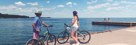 Beautiful Cycling Locations in Ontario's Lake Country