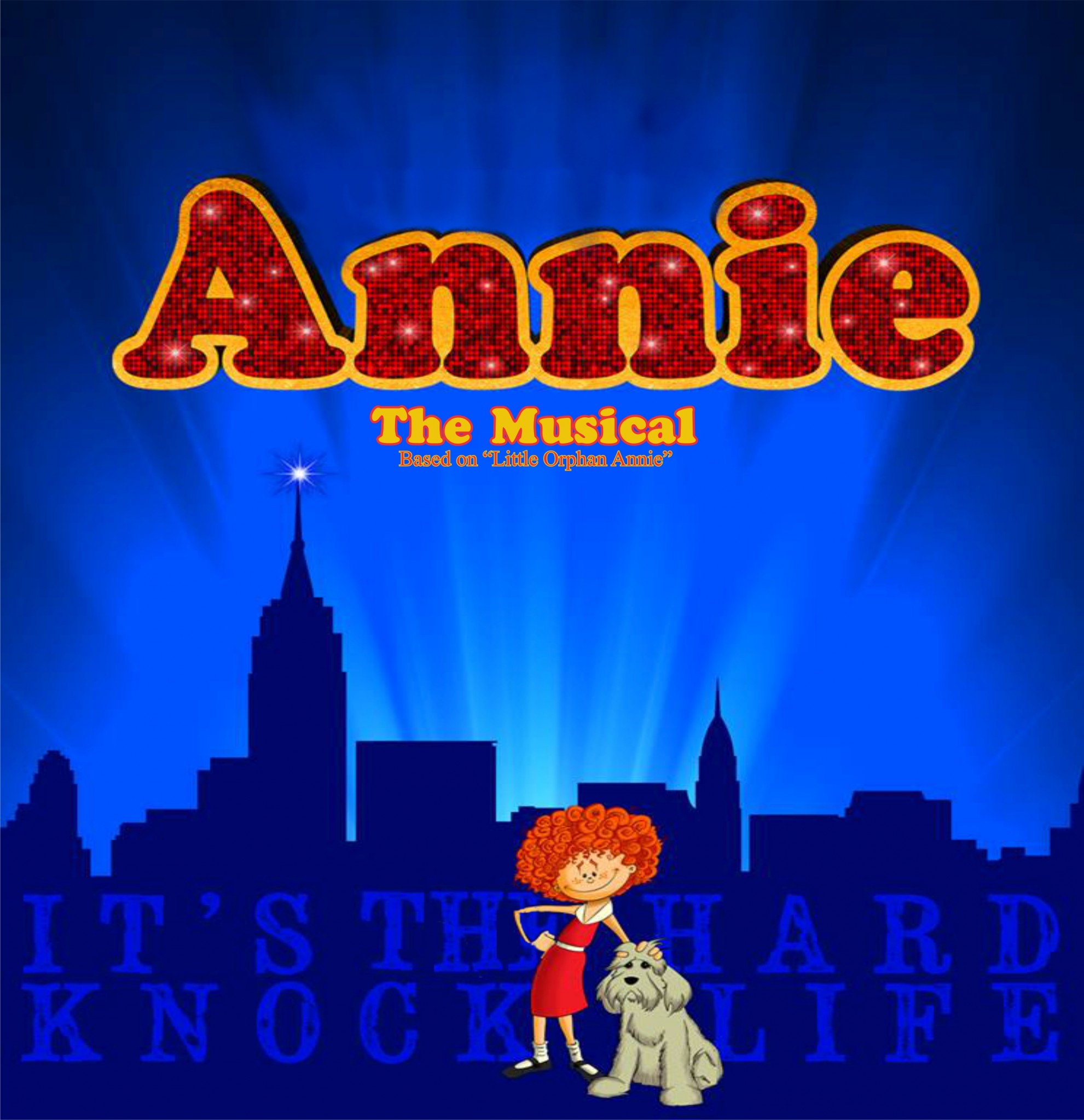 OOH image 2 Annie - ANNIE (LOCAL YOUNG PEOPLE'S THEATRE)