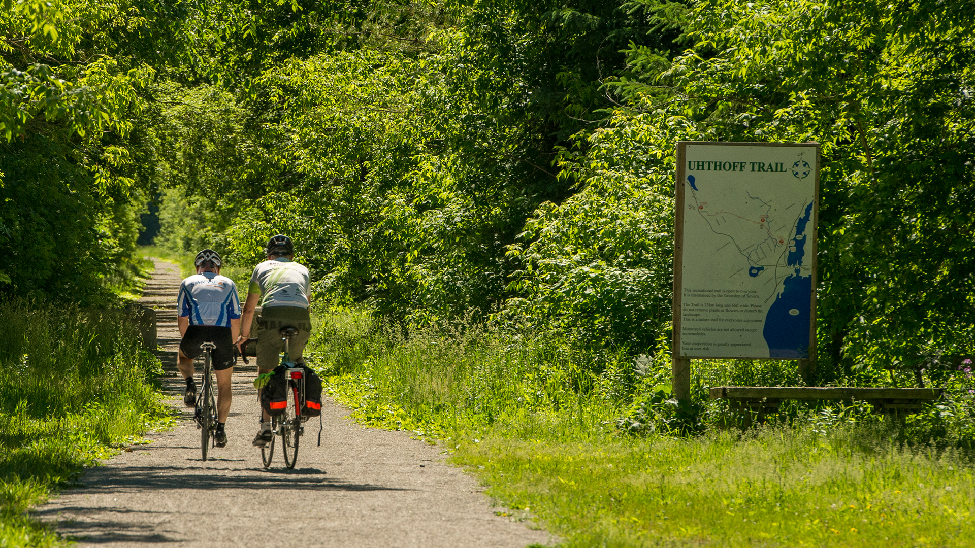 SimcoeTrailBlogPicture - Beautiful Cycling Locations in Ontario's Lake Country