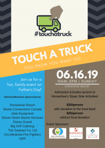 Touch a Truck full flyer 212x300 - TOUCH A TRUCK FOR FATHER'S DAY