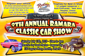 2019 Car Show Admission half page old autos2 1 300x198 - 9TH ANNUAL RAMARA CLASSIC CAR SHOW