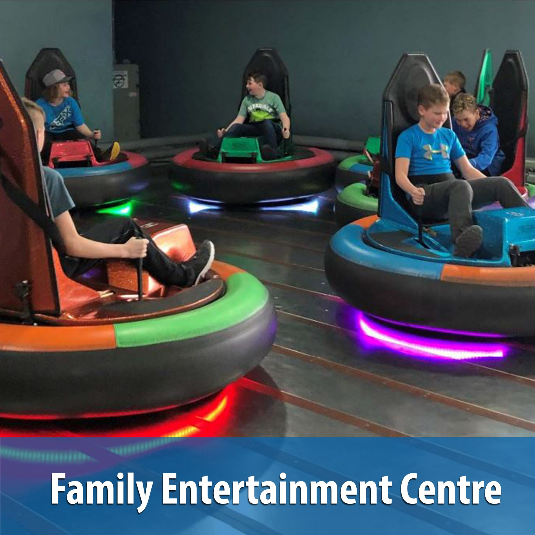 Family Entertainment Box - Invest