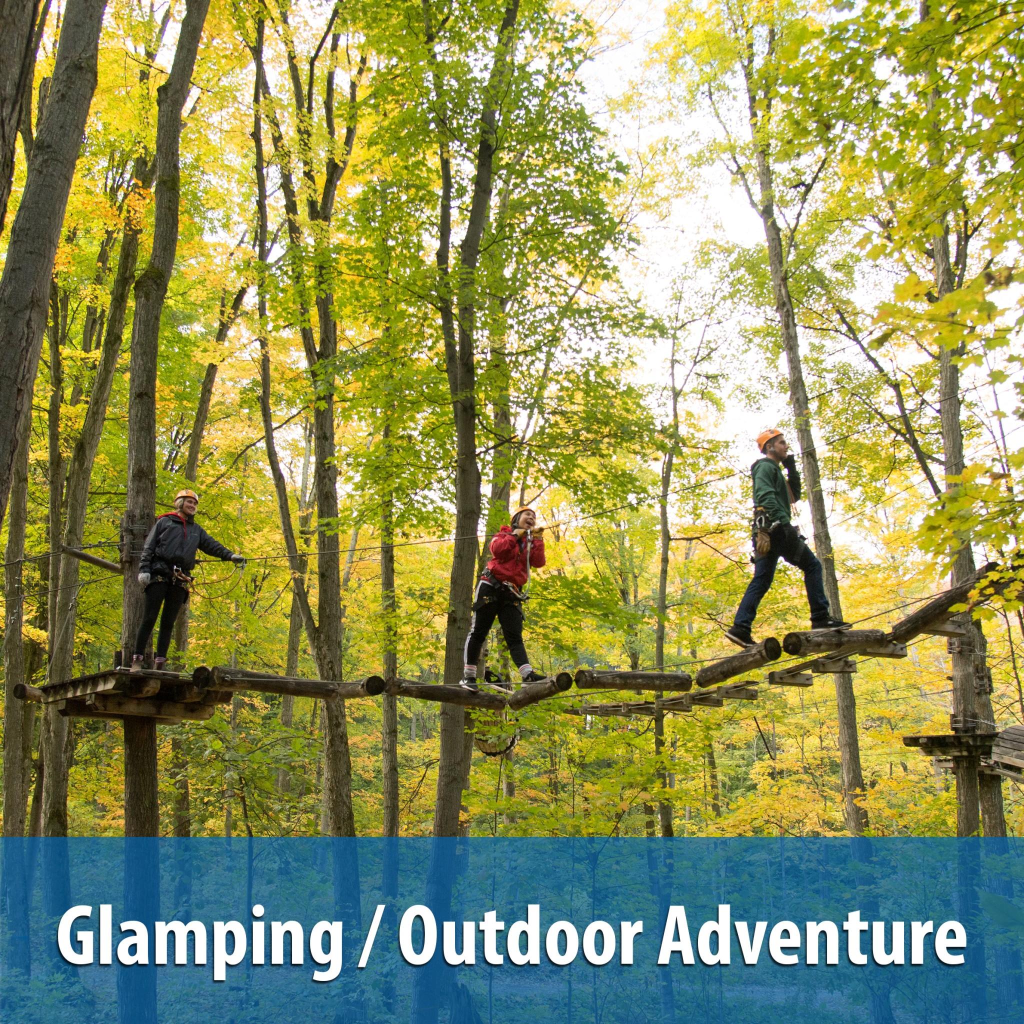 GlampingOutdoor Adventure Box - Invest