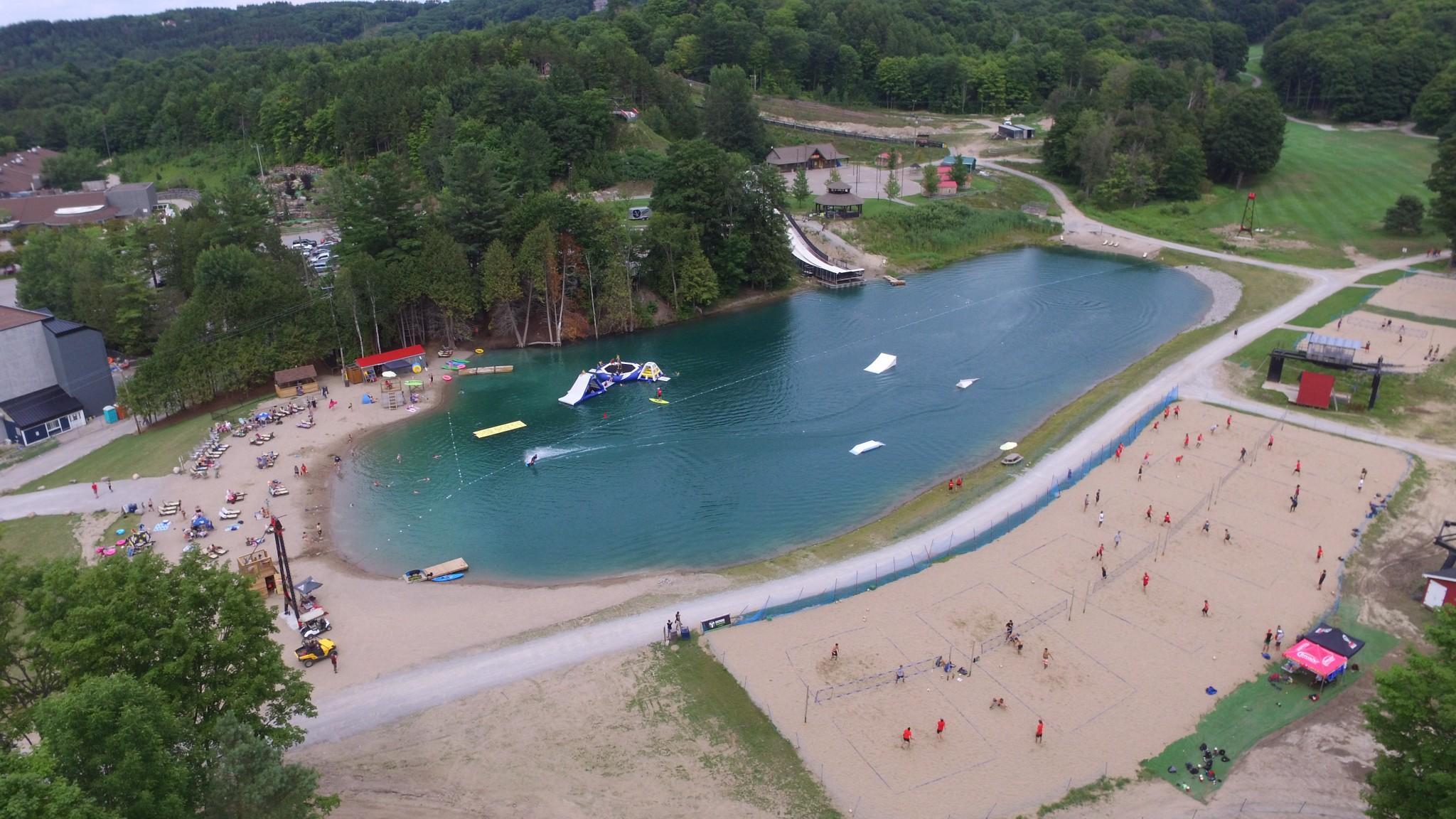 Lake Horseshoe - Family Friendly Resorts
