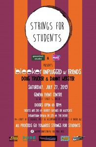 Strings for Students 196x300 - BLEEKER UNPLUGGED W/ FRIENDS