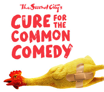secondcity dtl - THE SECOND CITY'S CURE FOR THE COMMON COLD