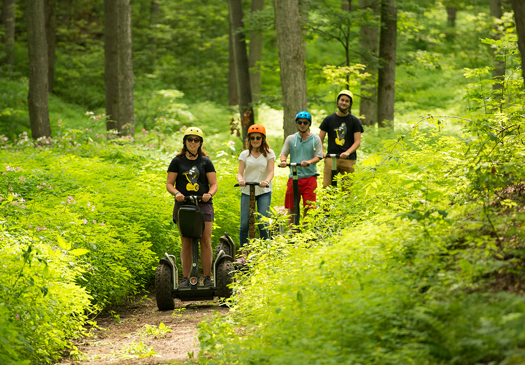 segwayy - You Don't Want To Miss These Summer Experiences!