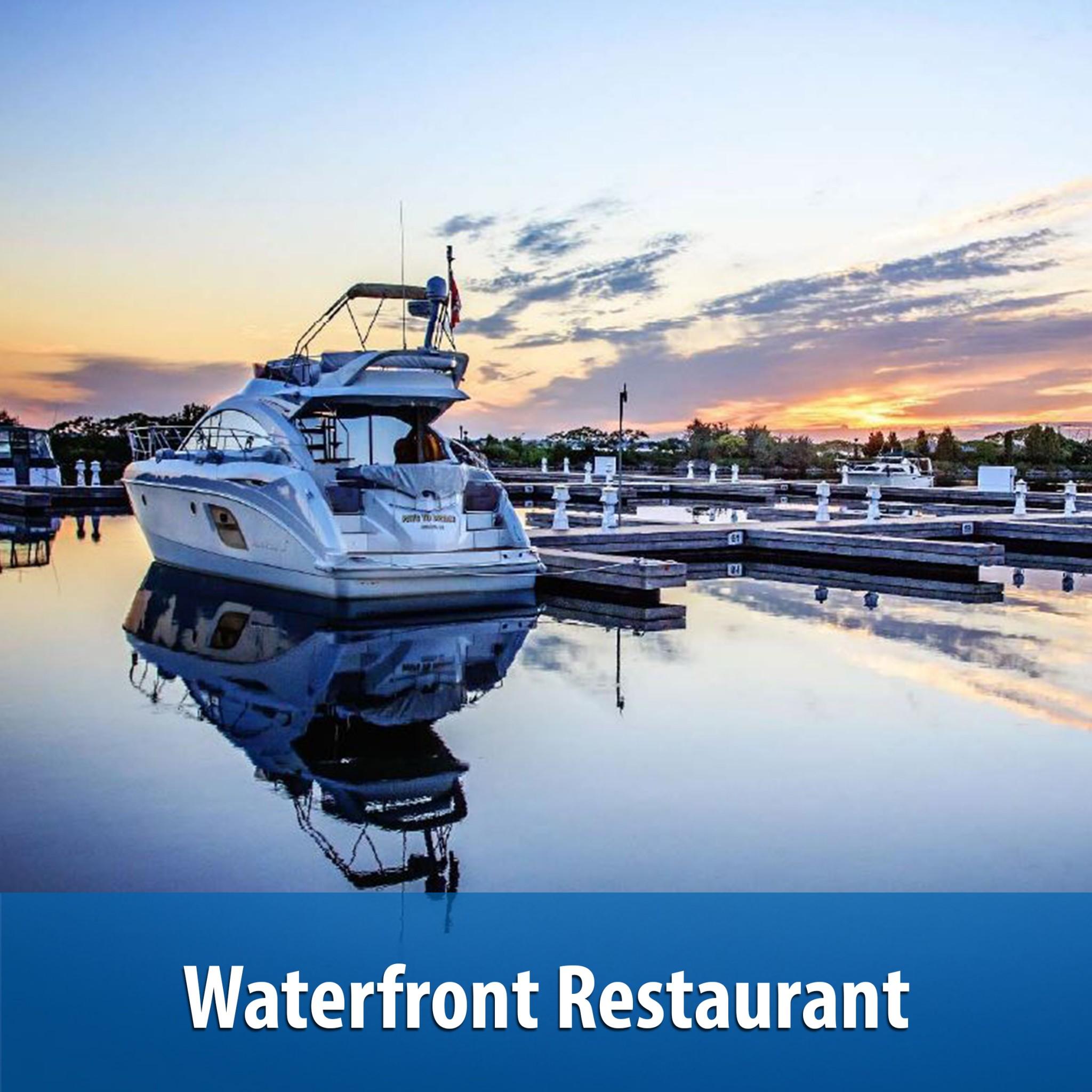 waterfront restaurant - Invest