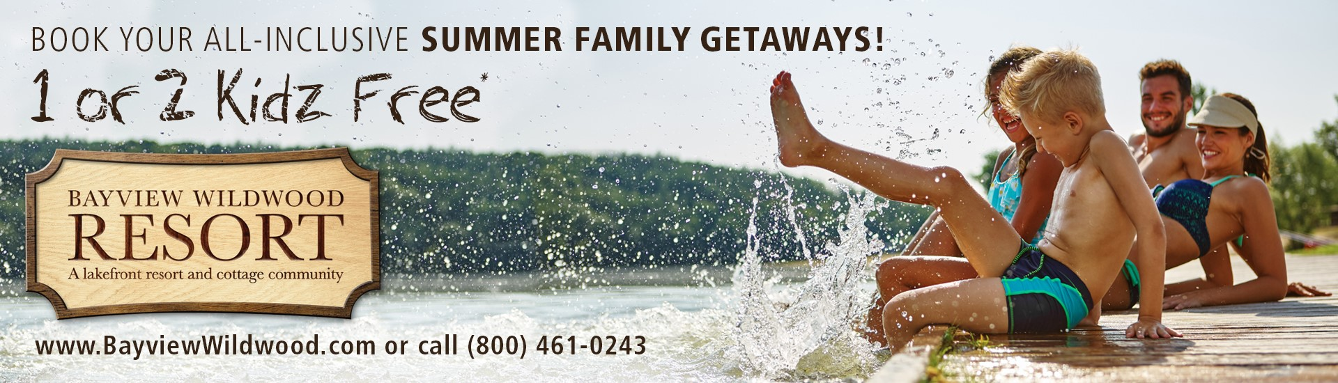 Bayview Banner - Orillia & Lake Country Tourism - Home