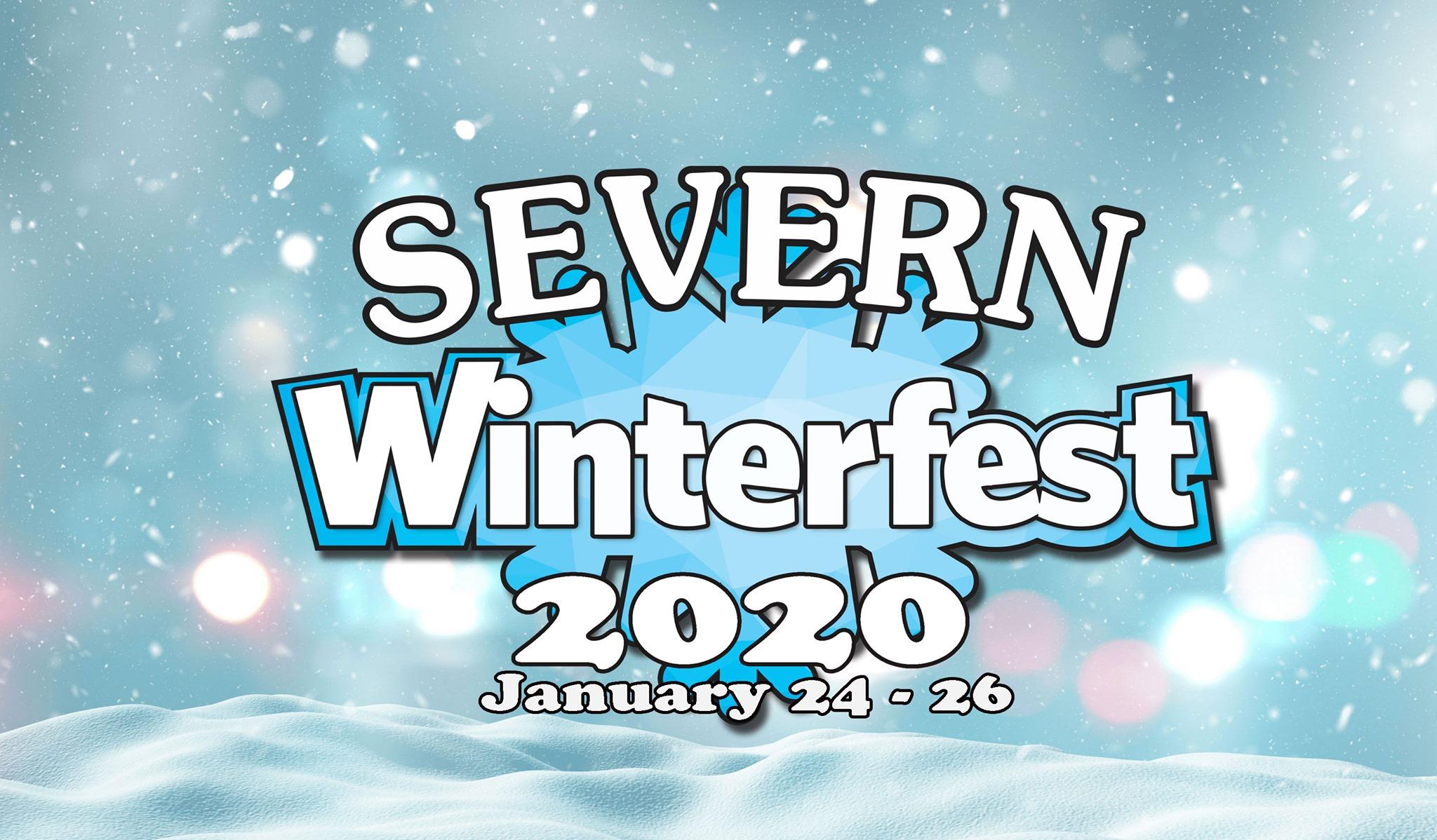 Severn WinterFest - SEVERN WINTERFEST 2020
