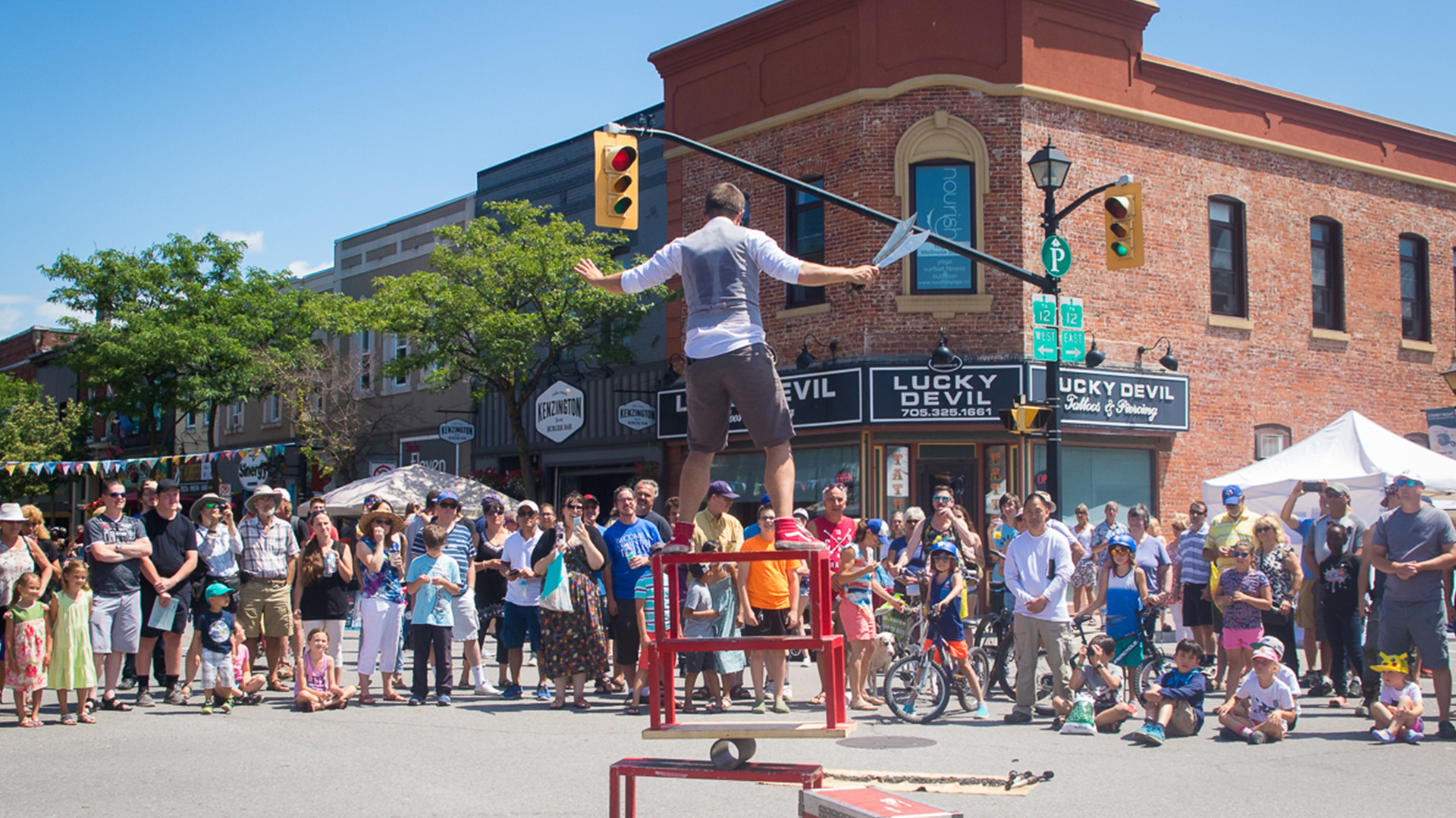 block party - July Events You Don't Want To Miss!