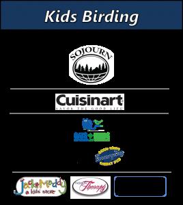16 268x300 - PASSPORT TO NATURE: KIDS BIRDING