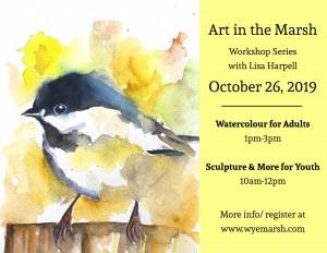 Art in the Marsh 300x232 - ART IN THE MARSH