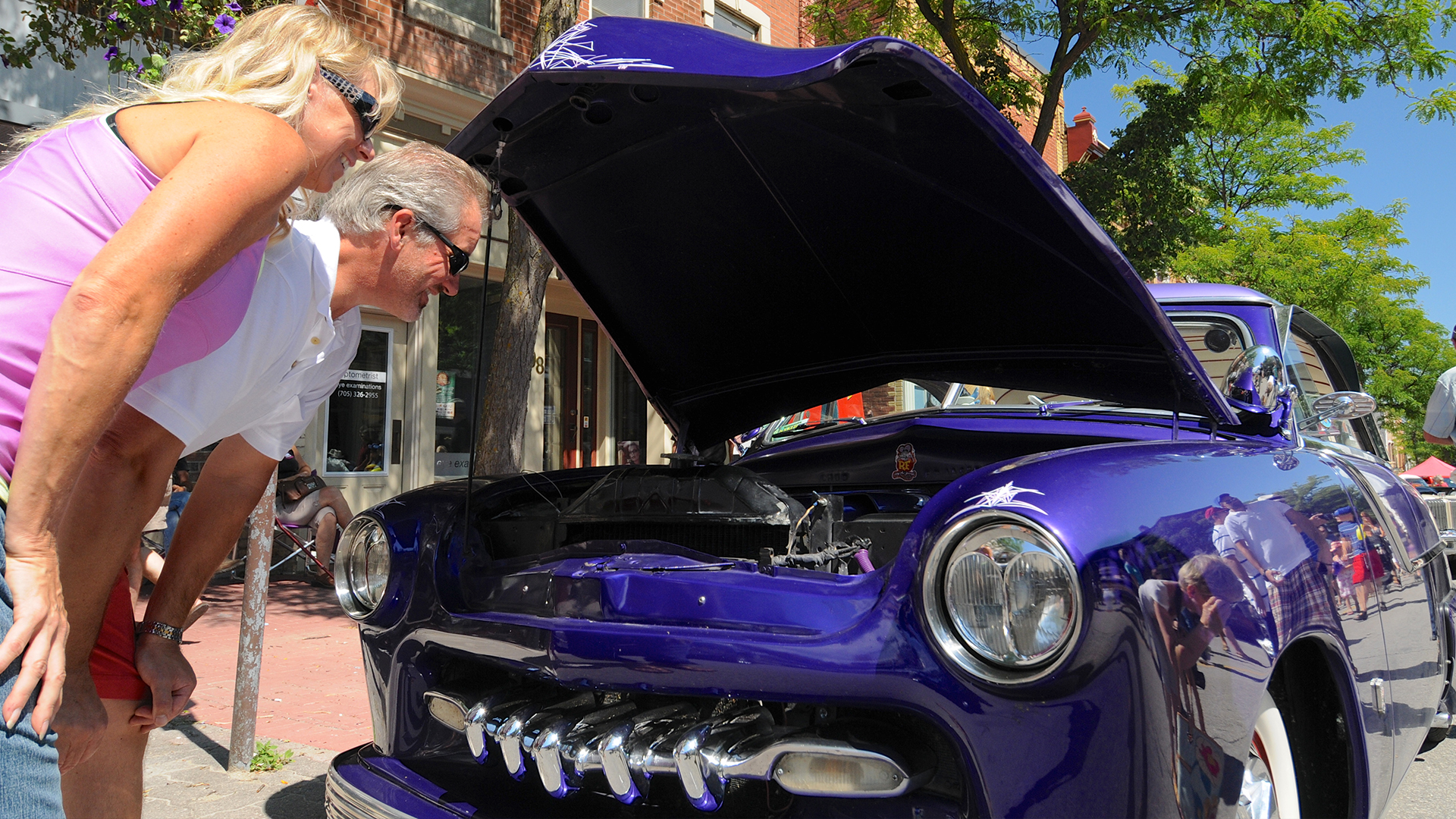Orillia CAr Show - August Events To Look Forward To