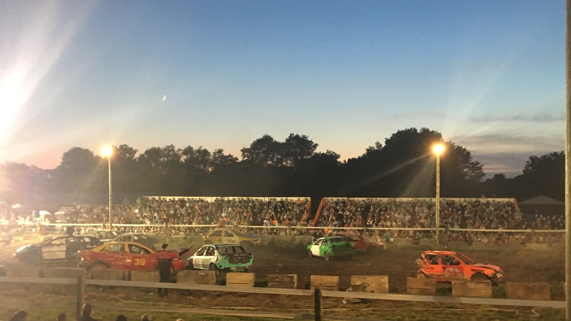 Demolition Derby - September Events You Don't Want To Miss!