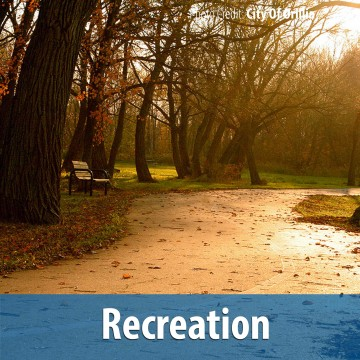 Orillia Recreation Fall Box