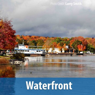 Waterfront Orillia Box Fall
