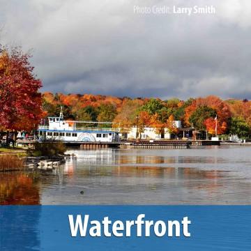 Waterfront Orillia Box Fall
