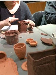 handbuilding - HAND BUILDING WITH CLAY WITH HEATHER KERSLAKE