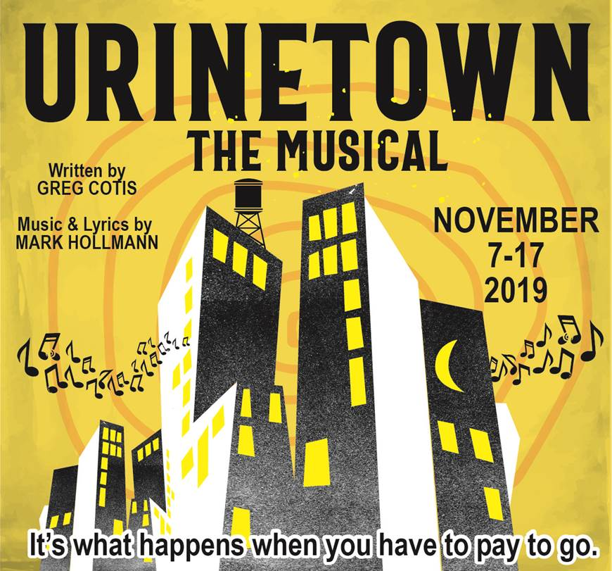 logo jpg - URINETOWN - THE MUSICAL