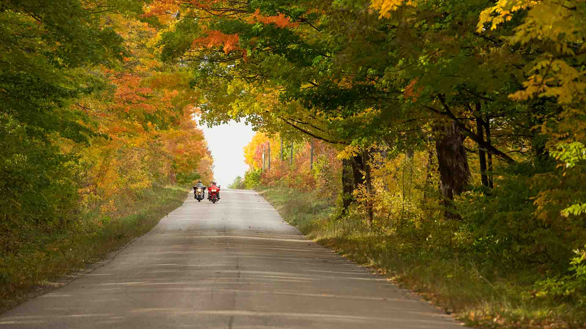 severn biking - Tour These Driving Routes This Fall