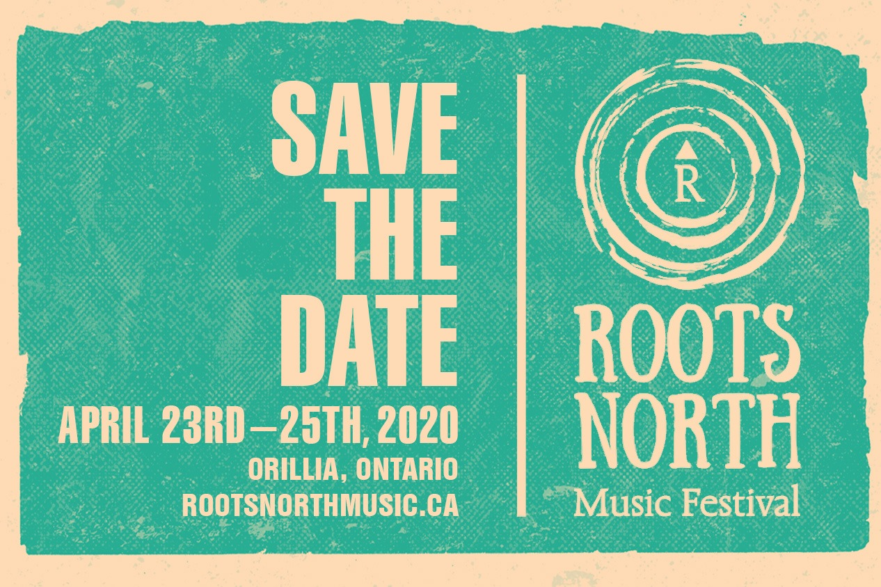RNSTD - 6TH ANNUAL ROOTS NORTH MUSIC FESTIVAL